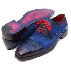 Men's Luxury Shoes by PAUL PARKMAN