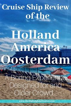 People who know the differences between most cruise ship companies will agree: Holland America is a little. And this is exactly what the whole exper Holland America Alaska Cruise, Holland Cruise, Holland America Line, Packing For A Cruise, Cruise Travel, Cruise Vacation, Vacations, Asia Cruise, Best Cruise
