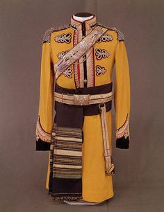 """ · Full dress kurta, Duke of York's Own Lancers (Skinner's Horse), The distinctive full-dress kurta (long coat) was worn by both British and Indian officers of Skinner's Horse. Army Uniform, Military Uniforms, Bengal Lancer, British Uniforms, Military Dresses, Duke Of York, Indian Army, Online Collections, Indiana"