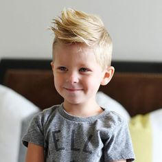 With so many cute boys haircuts and hairstyles these days, it's hard to choose a cool lookfor your kids. In fact, your little toddler or baby boy may just have his own opinion and sense of style already. To help parents and little boys everywhere, we've compiled 30 trendy little boy haircuts. On our list, …