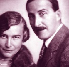 Stefan Zweig et Lotte dernière lettre de Stefan Zweig