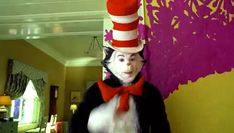 When bae talks to anothrt girl.......The Cat in the Hat. | The 42 Sassiest Things That Have Ever Happened
