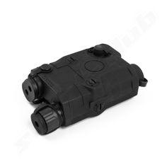 AN/PEQ-15 Batterie-/ Akku-Box 22mm Mount für Softair BK   #shootclub #airsoft #softair