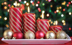 Wallpaper Festival of Lights - Christmas Light Wallpapers - HD ...