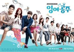 Surplus Princess/Idle Princess (2014). 10 episodes. Funny funny parts. Some of my favorite actors as well!