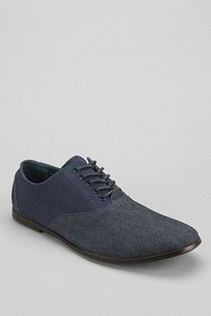 Hawkings McGill Fabric Oxford Shoe. $59 Urban Outfitters