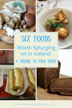 Not sure where to start with cuisine in Iceland? No problem! We've got you  covered with 6 foods (Nerd tested and approved) that are worth splurging on  during your trip and some great restaurant suggestions too, so you spend  more time with happy tastebuds and less time wondering what (and where