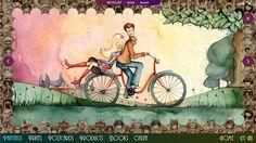 Com on Behance Portfolio Site, Painter Artist, Textile Design, Illustrator, Behance, Textiles, Wellness, Painting, Inspiration