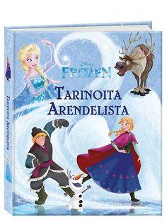 Tarinoita Arendelista -satukokoelman tarinoissa Frozen-elokuvasta tutut ystävykset juhlivat Olaf-lumiukon syntymäpäiviä, kohtaavat salaperäisen lumihirviön ja paimentavat vilkkaita peikonpoikia. Kertomukset ovat sopivan mittaisia iltasaduiksi, ja niissä nautitaan niin ihanista kesäpäivistä kuin pakkastalven riemuistakin.