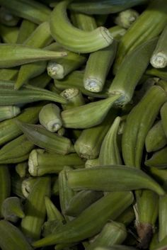 How to Make Pickled Okra in the Refrigerator