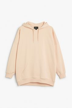 From Monki. In XS it's almost as good as the topshop one! Trendy Hoodies, Funny Hoodies, Sweatshirts, Red Hoodie, Sweater Hoodie, Pink Outfits, Cool Outfits, Clothing Items, Aesthetic Clothes