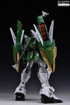 Custom Build: MG 1/100 Altron Gundam EW [Glory of Losers ver.] - Gundam Kits Collection News and Reviews