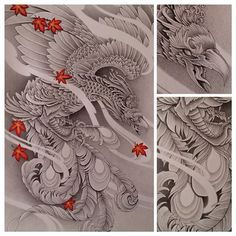 A Phoenix or a mean looking rooster?  @johnny_van_nguyen #phoenix #rooster #alotoffknfeathers…