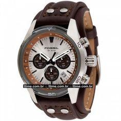 Relógio Masculino Fossil Cuff