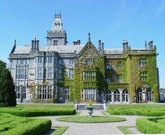 Kinnitty Castle, County Offaly, Ireland