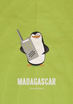 """""""Just smile and wave boys, just smile and wave"""" #Madagascar"""