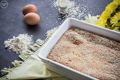 Tyropita-Xoris-Glouten-4 Coconut Flakes, Spices, Tray, Food, Image, Spice, Essen, Trays, Meals