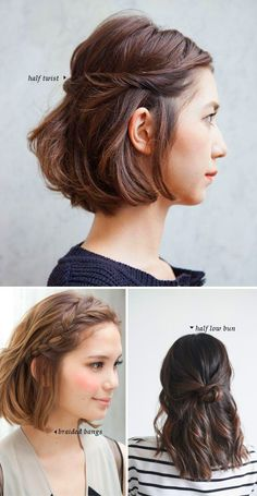 8 Trendy and Chic Short Hairstyles for Summer 22