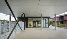 Gallery of Boarding School in Nimes / MDR Architectes - 14
