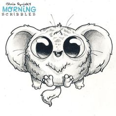 2,165 отметок «Нравится», 3 комментариев — Chris Ryniak (@chrisryniak) в Instagram: «Bouncin' into Monday... #morningscribbles»