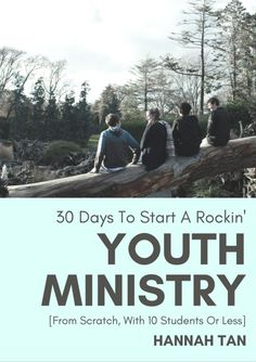 Kia Ora friends! Today is a very exciting day as we show you what we've been working hard on behind the scenes. Allow me to introduce to you our very first eBook! Released on November 3rd, and you can get your copy here for $22! 30 Days To Start A Rockin' Youth Ministry is your guide...