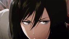 """""""Our girl Mikasa kicking some as* in Attack on Titan Season 3 Trailer ~ """""""