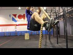CrossFit rope climbing techniques with Jason Khalipa - YouTube