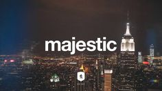 Majestic Casual - Experience music in a new way. » Facebook: http://facebook.com/majesticcasual » Spotify: http://smarturl.it/majesticcspotify » Twitter: htt...