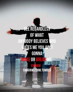 Eminem Never enough