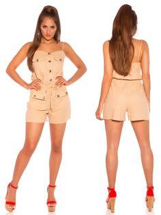 Spagetti pántos nyári overall 5 színben Rompers, Dresses, Fashion, Vestidos, Moda, Fashion Styles, Romper Clothing, Romper Suit, Onesies