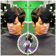 27 Piece Hairstyles For Black People Shortcuts #quickweave #scstylist  27 Piece Hairstyle  Pinterest