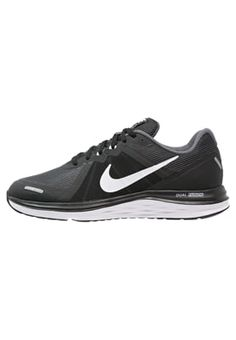 the latest e70fa 1d064 DUAL FUSION X 2 - Chaussures de running neutres - black white dark grey -  ZALANDO.FR