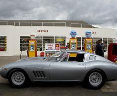 FOTO: Va all'asta la Ferrari di Steve McQueen: verso una quotazione record