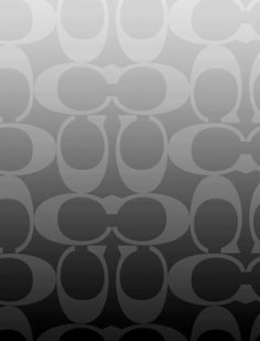 Coach in Black, Grey, and Silver Wallpaper for iPhone 5