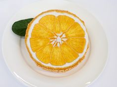 """Lynn's Orange"" by Louise  Keirath"