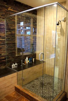 installing glass panels in interior wall - Google Search