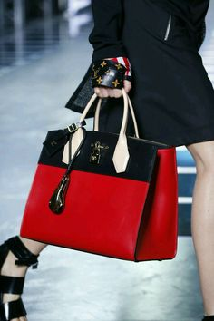Louis Vuitton Spring 2016 Ready-to-Wear Fashion Show Details ~Melissa  McInnis~ - women hand purse a1de7bd5f13e1