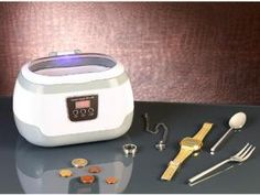 Lavatrice Pulitore Ad Ultrasuoni Per Gioielli Orologi