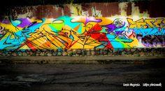 graffiti by Tania Magenta on 500px