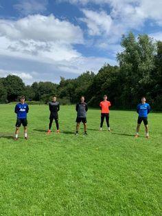 Goalkeeper Training, Blackburn Rovers, Professional Soccer, Training School, Group