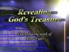 Ron Wyatt - Ark of the Covenant 1999 - Hi Res - YouTube