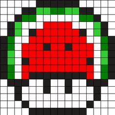 232 Best Pixels Art Images Perler Patterns Beading