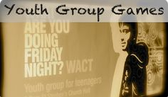 AWESOME resource for a ton of fun youth group activities and games
