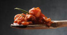 tomato sauce spoon cooking equipment
