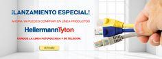 Compra productos HellermannTyton en Linea en www.liger.com.mx