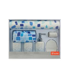 Neatly organise the scattered items in your bathroom using these appealing bathroom accessory sets. With a variety of combinations of holders and containers for your soap, toothbrush and liquid dispensers, we at Pepperfry have one just to suit your needs. Vibrant colours and designs make it a must-have in every home. A one stop-shop for home decor and furniture, Pepperfry sells a home product every 30 seconds.