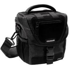 Cullmann Ultralight CP Maxima 100 SLR-Kameratasche (für DSLR mit Objektiv, zusätzlichem Blitzgerät + Zubehör) schwarz - http://kameras-kaufen.de/cullmann/cullmann-ultralight-cp-maxima-100-slr-fuer-dslr