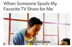 27 Tumblr Posts That Perfectly Sum Up Your TV Addiction
