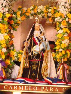 Virgen del Carmen de La Tirana by fco_castrobastias, via Flickr