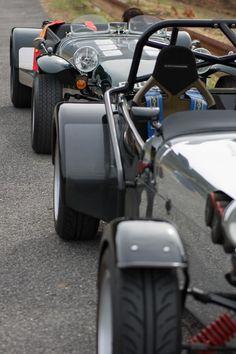 Caterham Super 7, Caterham Seven, Lotus Sports Car, Lotus 7, Automobile, Abandoned Cars, Kit Cars, Car Humor, Car Photos